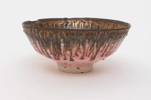 Peter Wills Grogged Porcelain Bowl 084