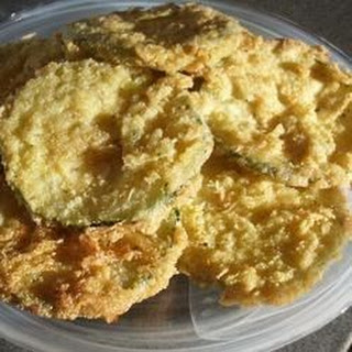 Fried Zucchini With Flour Recipes