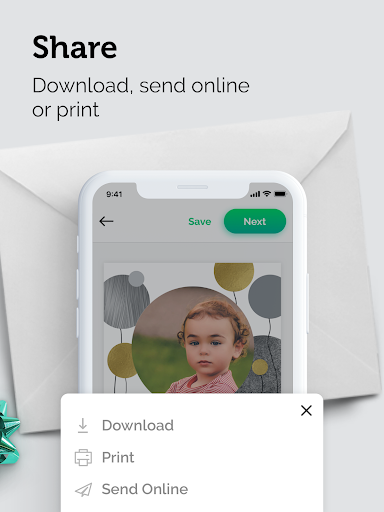 Invitation Card Maker Free by Greetings Island screenshot 10