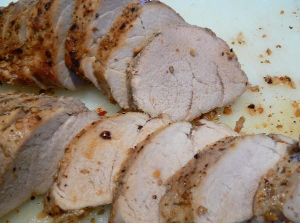 Curry Pork Tenderloin Recipe