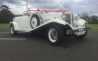 Beauford Series II Rent Greater London