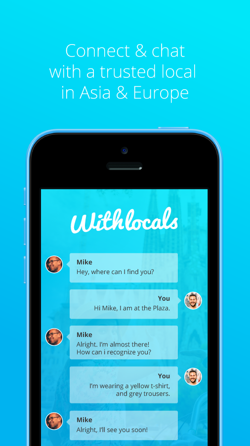 Withlocals Local Travel Guide- screenshot