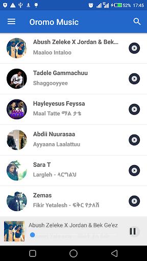 Oromo Music - Download and Stream 4.0.0 screenshots 1