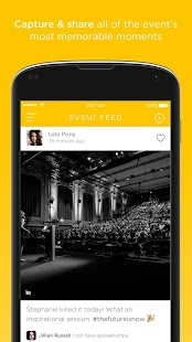 Cadence - App for Events- screenshot thumbnail