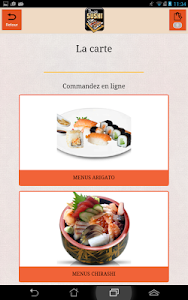 Buzz Sushi Pontoise screenshot 2