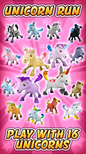 Unicorn Runner 3D - Horse Run 1.3.0 screenshots 3