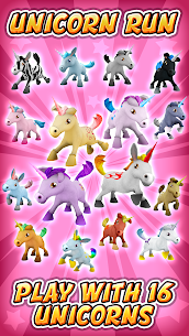 Unicorn Runner 3D – Horse Run 3