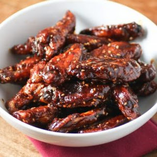 Wing Sauce With With No Butter Recipes