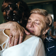 Wedding photographer Anna Sushkova (anich). Photo of 03.09.2018