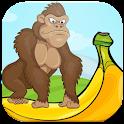 Benji banana Monkey jungle run icon