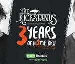 3 Years of Home Bru with The Kickstands : Home Bru Graft Cafe