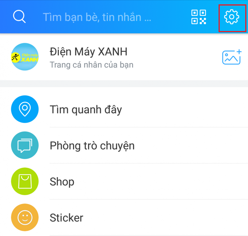 Hoidaptructuyen.vn website tư vấn khi sử dụng zalo đăng nhập