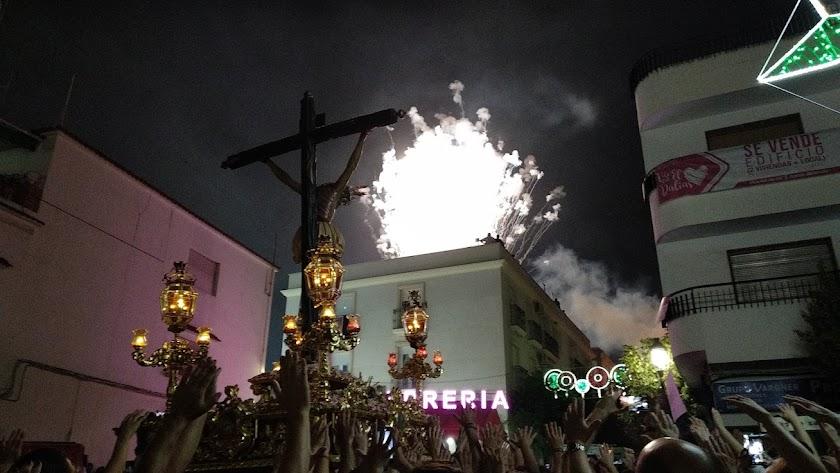 El Cristo de la Luz, en Dalías, una de las devociones de los próximos meses.