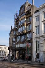 Photo: Museo de los instrumentos musicales en Bruselas.