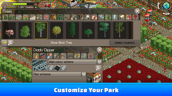 RollerCoaster Tycoon® Classic- screenshot thumbnail