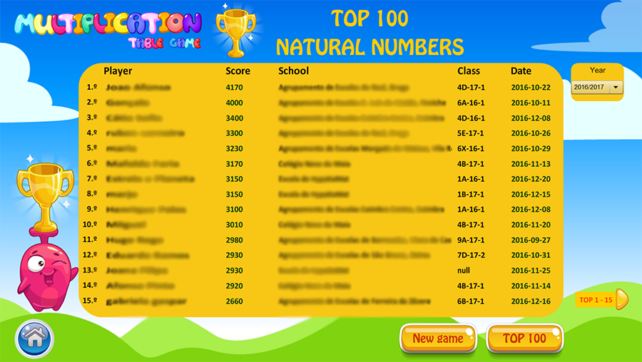 Multiplication 11 multiplication table free math for 11 times table game