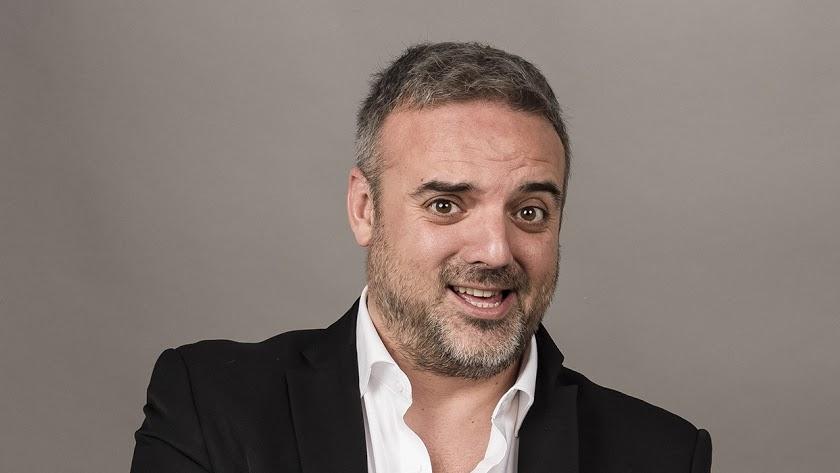 El humorista almeriense Paco Calavera.