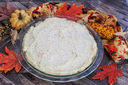 Thanksgiving Leftover Pie