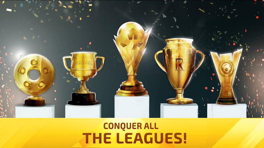 Soccer Star 2020 Top Leagues: Play the SOCCER game Android App Screenshot