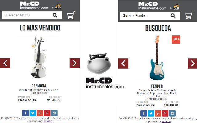 MrCD Instrumentos Tienda de musica en mexico