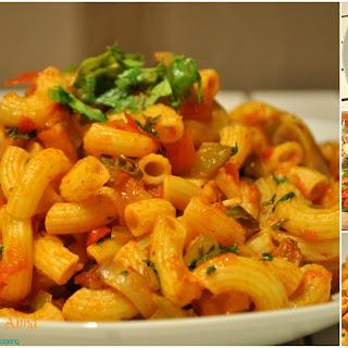 Indian Style Macaroni