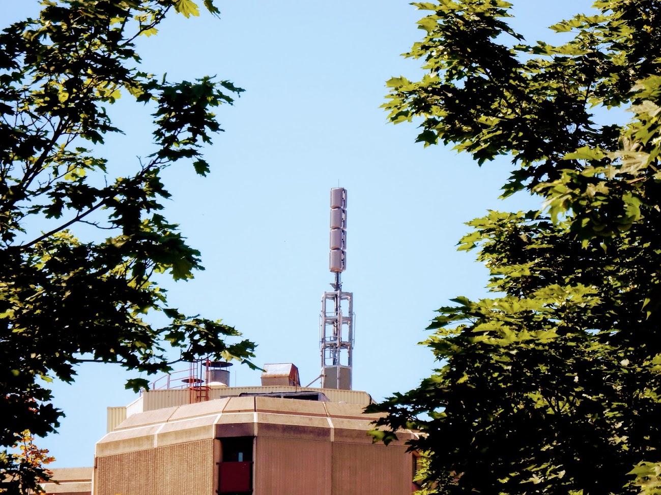 Wien 7/Mariahilfer Gürtel - DVB-T2 gapfiller