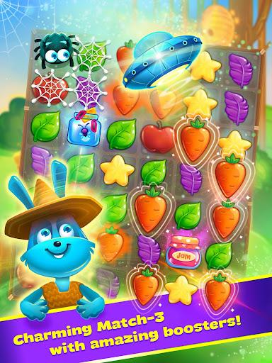 玩免費解謎APP|下載Farm Charm: Match 3 Blast King app不用錢|硬是要APP