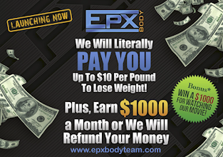 Photo: EPX Body, we will pay you to lose weight.
