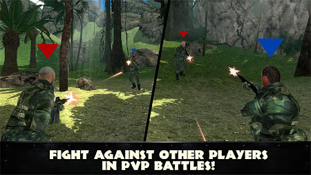 Jungle Commando 3D: Shooter 1.5 screenshot 640978