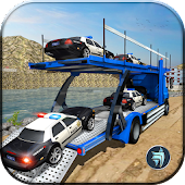 OffRoad Police Transport Sim