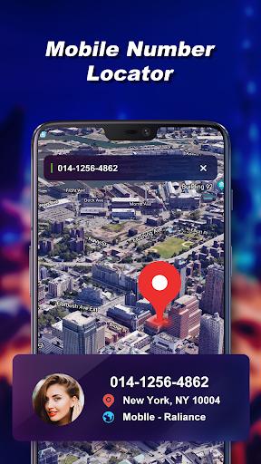 Mobile Number Locator - Find Phone Number Location screenshot 1