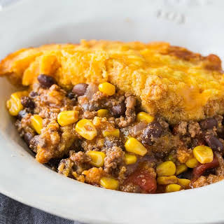 CrockPot Tamale Pie.