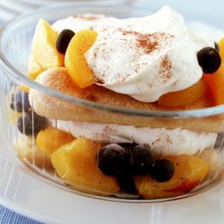 Mixed Fruit Trifle