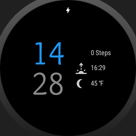 Horlogo Watch Face screenshot 1