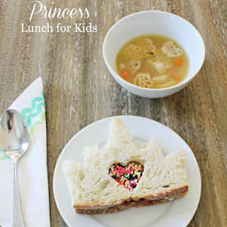 Princess Lunch for Kids.