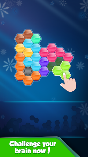 Block! Hexa Puzzleu2122 apkpoly screenshots 3