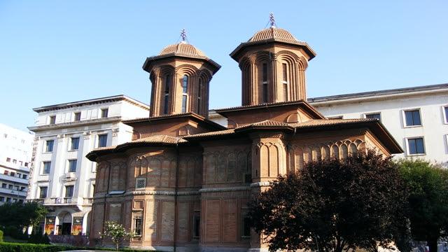 Kretulescu Church in Bucharest