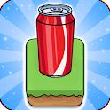 Merge Bottle - Kawaii Idle Evolution Clicker Game icon