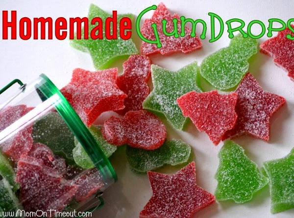 Homemade Gumdrops Recipe