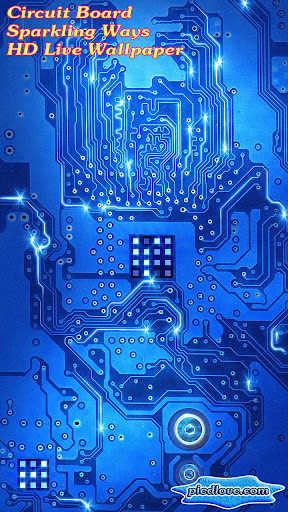 Download Circuit Board Of Digital Sparkling Ways For Free Latest