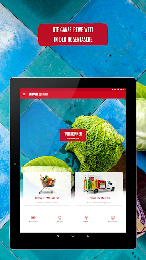 REWE - Online Shop & Märkte screenshot 13