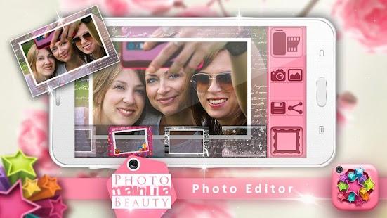 Photomania Beauty Photo Editor APK for Blackberry