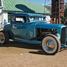 Vintage Hot Rod by Benjamin Howen III - Transportation Automobiles ( hot rod, classic, car, vintage )