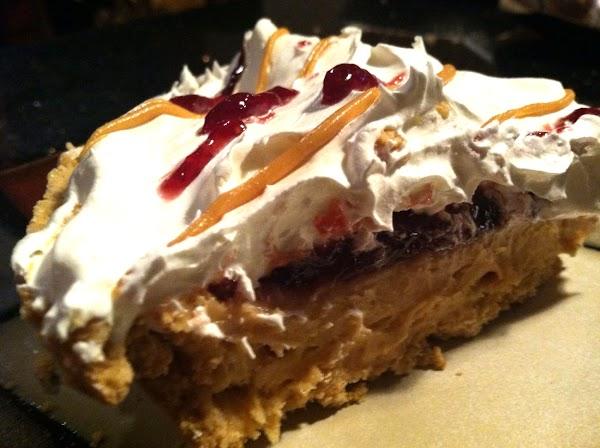 Easy Peanut Butter N Jelly Pie Recipe