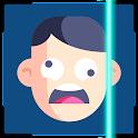 TIME WARP SCAN: Photo filter icon
