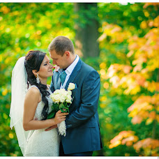 Wedding photographer Artem Aristarkhov (astema1). Photo of 11.10.2014