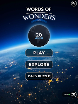 Words Of Wonders apk screenshot