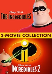 The Incredibles 2-Movie Collection