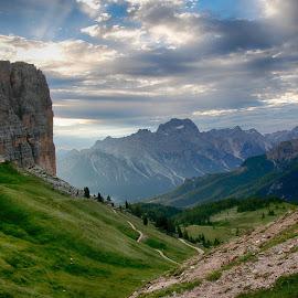 Dolomiti by Ed  von Ems - Landscapes Mountains & Hills