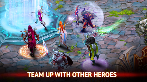 Guild of Heroes - fantasy RPG - screenshot